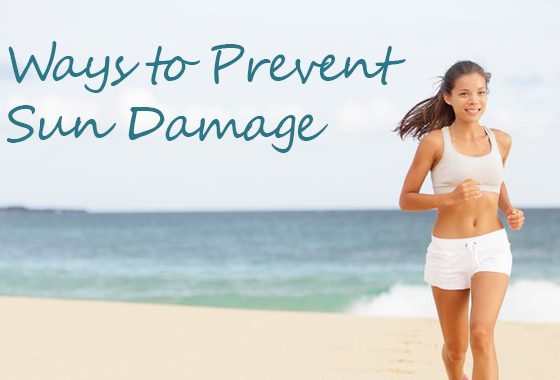 5 Ways to Prevent Age Spots and Sun Damage