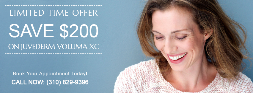 Save $200 On Voluma at The Santa Monica LAser & Skin Care Center